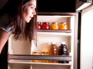 Controlar o uso da geladeira